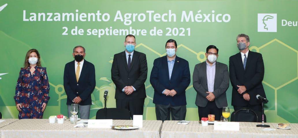 Hannover Fairs lanza AGROTECH MÉXICO,LA FERIA MÁS IMPORTANTE DEL SECTOR AGROINDUSTRIAL EN EL PAÍS
